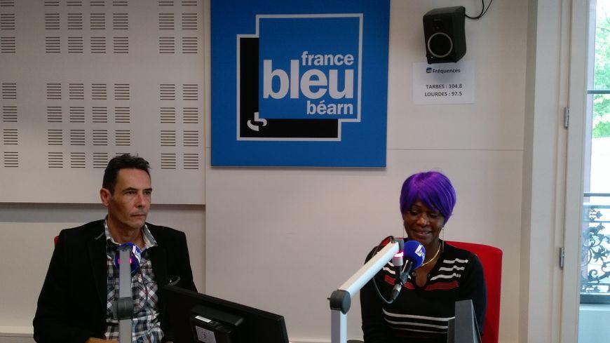 Fatou Diara et Manu Fleilch