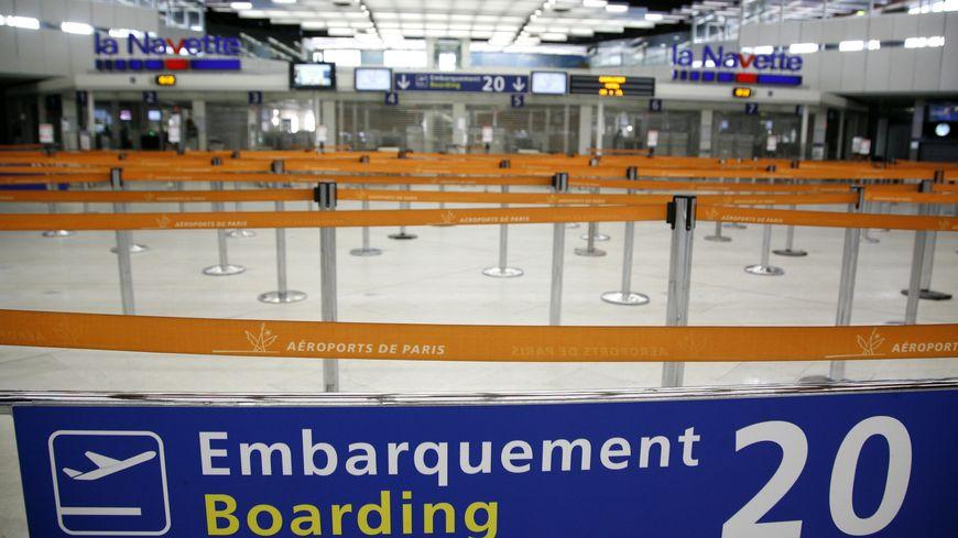 La coupure d'électricité sur le réseau RTE, a provoqué des retards à l'aéroport d'Orly (image d'illustration)