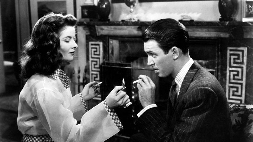 """Indiscrétions"" (""The Philadelphia story"") de George Cukor, 1947"