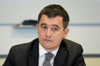 Gérard Darmanin, ministre de l'Action et des Comptes publics depuis 2017