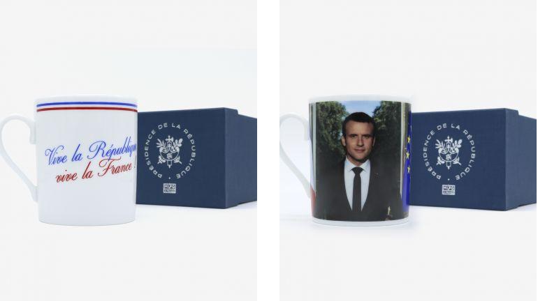 """Mug in France avait déjà frappé en 2012 avec une tasse siglée """"Moi Président..."""""""
