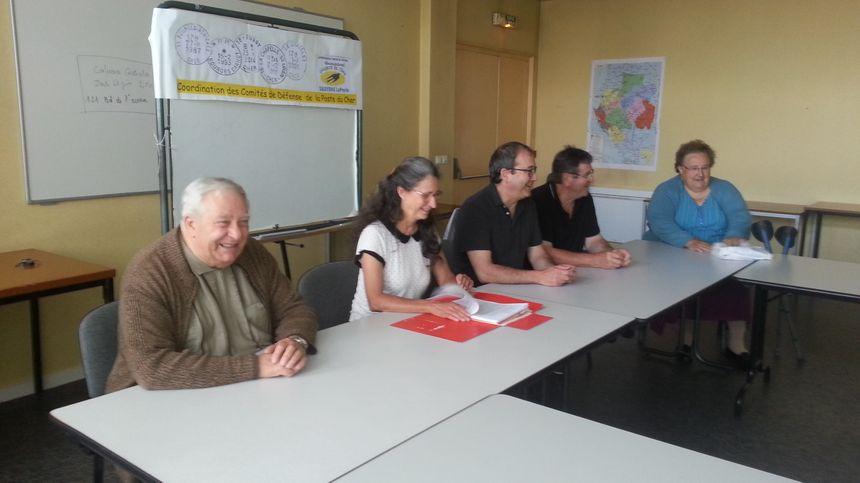 La coordination des comités défense de la poste du Cher envisage de se mobiliser à Bourges.