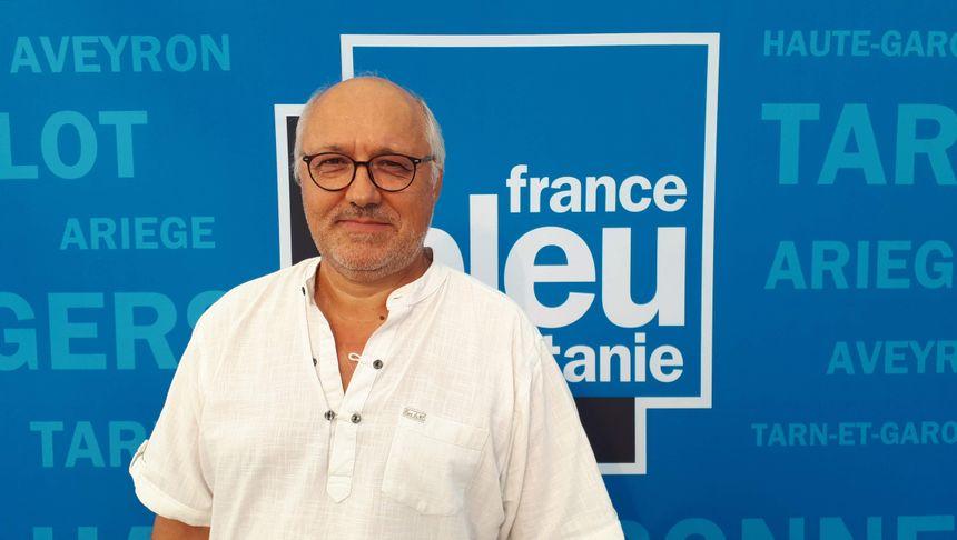 Arnaud Briant, programmateur de l'Onyx, salle de spectacle de Plaisance du Touch (31)