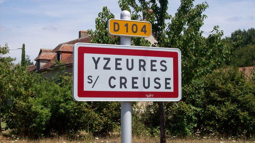 Yzeures sur Creuse