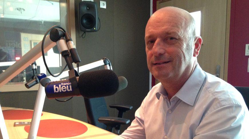 Stéphane Nadalié est PDG de la tonnellerie Nadalié depuis une dizaine d'années.