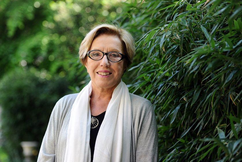 Danièle Sallenave, essayiste, écrivaine, née en 1940 à Angers, membre de l'Académie française.