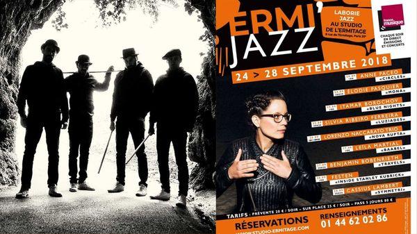L'actualité du jazz : Festen, live au studio de l'Ermitage