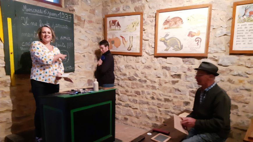 Le musée de l'évolution agricole à Juvigné