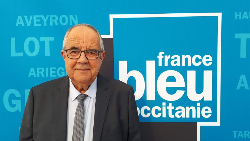 Louis Escoula, maire de Plaisance du Touch (31)