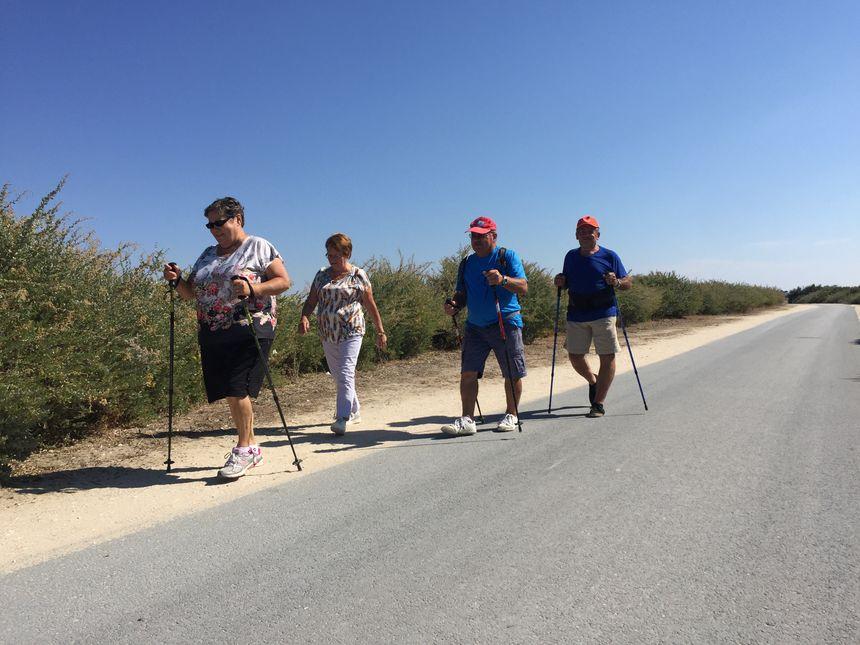 L'île a attiré beaucoup de touristes pour cette journée spéciale.