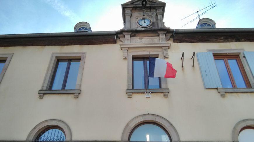 La mairie de Tavey, en Haute-Saône, n'attire pas les candidats