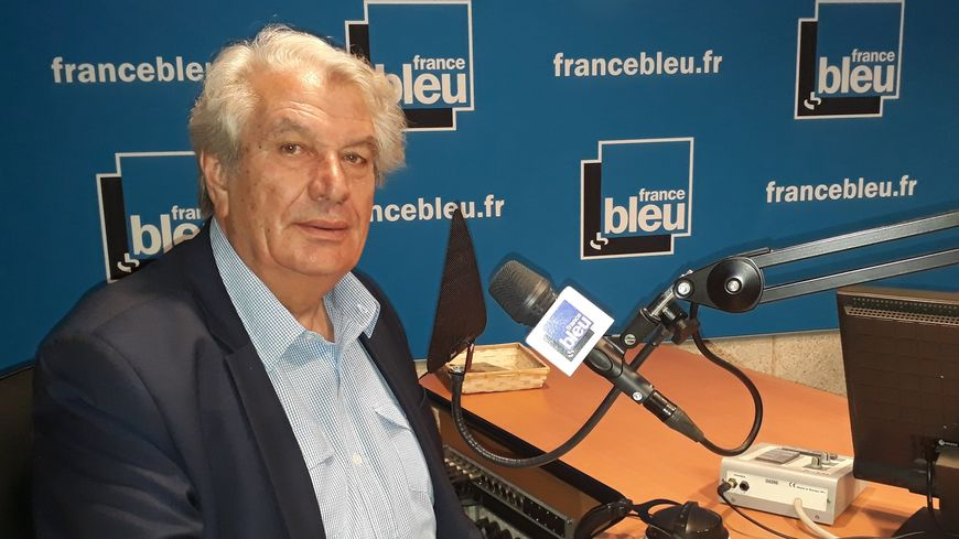 Renzo Sulli, maire d'Échirolles