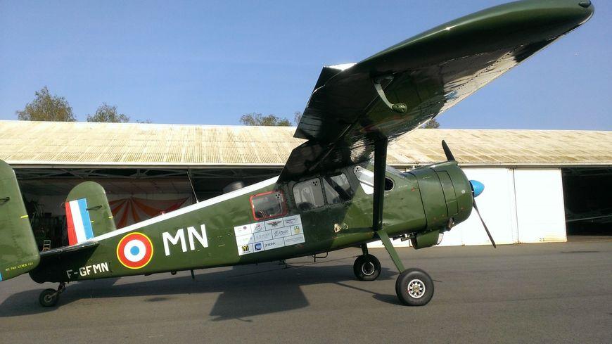 Le Broussard décolle de Limoges ce mercredi 26 septembre pour Dakar