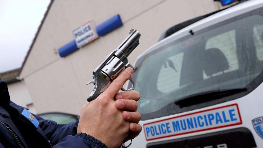 A Besançon les policiers municipaux réclament depuis des années d'être armés