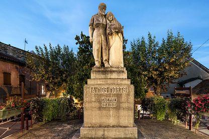 Stèles #80 Joyeuse - Ardèche