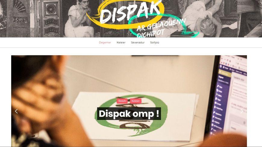 Dispak, un nouveau média en breton de A à Z en passant par le C'h