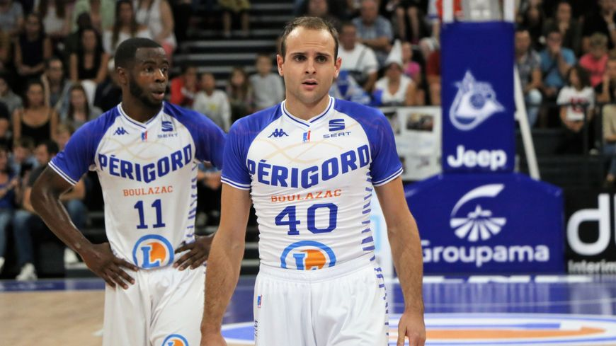 Boulazac Basket Dordogne en Jeep Elite