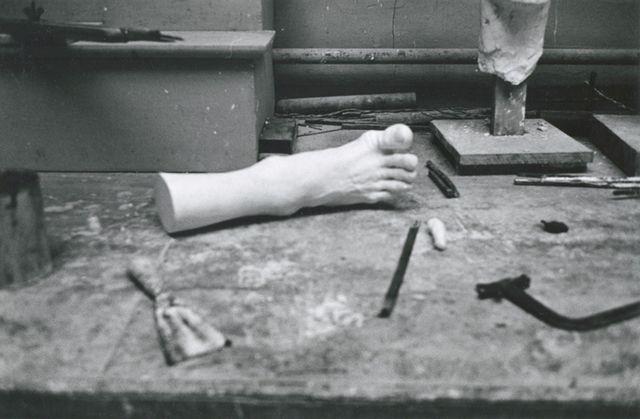 Hervé Guibert - Musée Grévin, Paris, 1977-1978