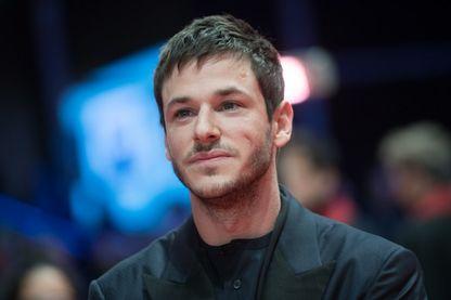 Gaspard Ulliel, acteur et mannequin français, lors de la Berlinale, festival de cinéma de Berlin, en février 2018.