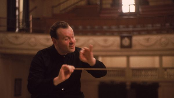 Evgeny Svetlanov, chef d'orchestre (1/5)