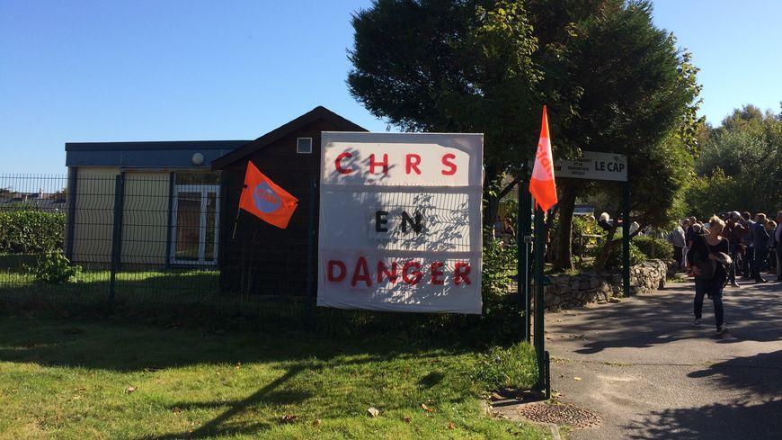 Le CHRS de Cherbourg doit économiser 77 000 euros d'ici décembre, une conséquence de la baisse des dotations de l'Etat.