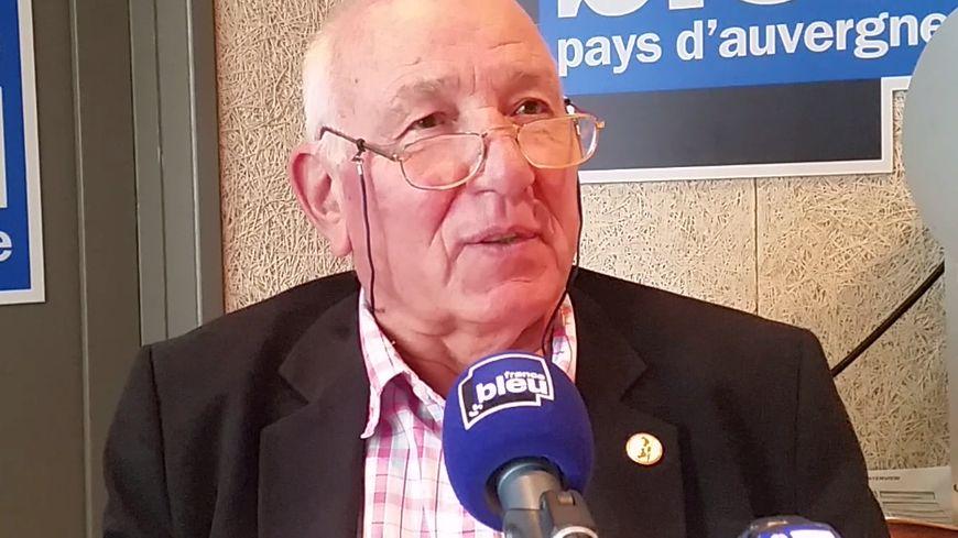 Christian Tschann le président de la Banque Alimentaire en Auvergne