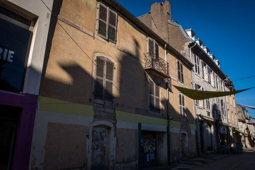"""La verrue de l'ïlot dit """"Campo"""", rue Georges Genoux, sera réhabilitée"""