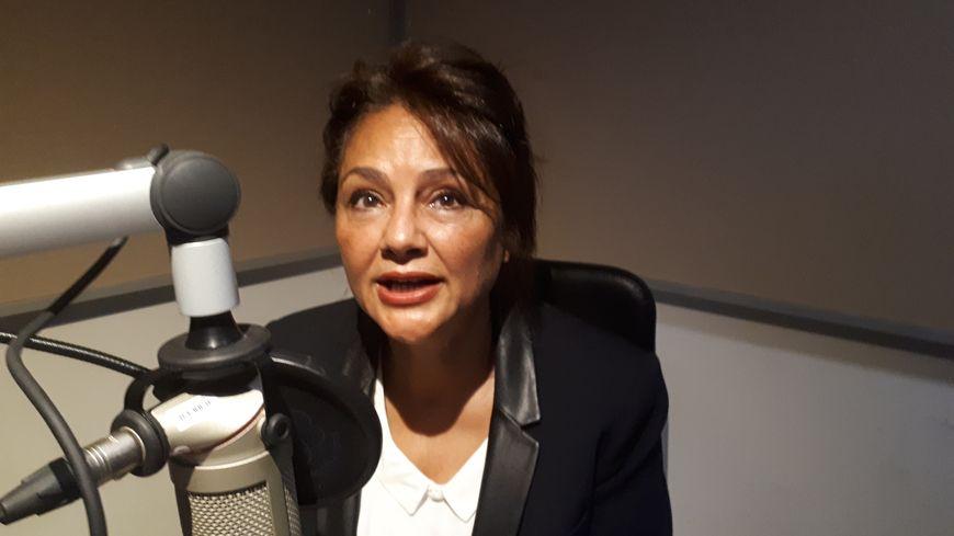 Fawzia Zouari, écrivaine et participante au premier parlement des écrivaines francophones