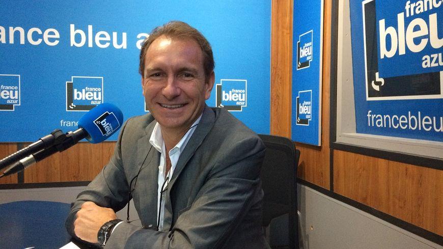 Sébastien Huron, président du directoire du groupe Virbac, invité de France Bleu Azur