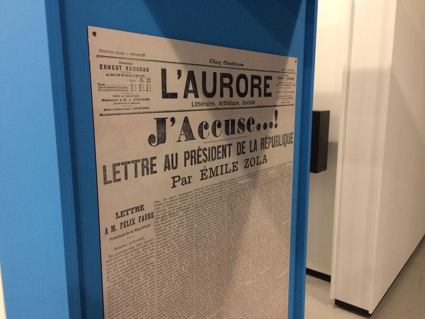 Emile Zola et l'affaire Dreyfus. - Radio France
