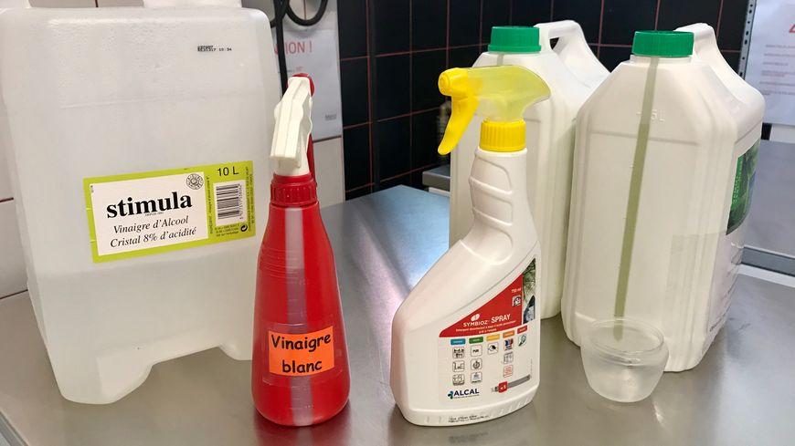 Le Grand Périgueux boute les produits chimiques hors des crèches