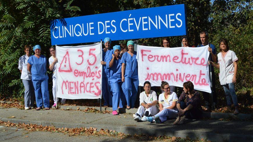 35 emplois sont menacés dans cette clinique