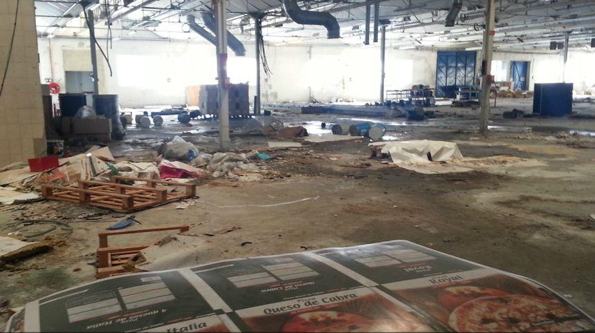 L'usine de cartonnage de Valréas propose 2 000 m² de décors de cinéma