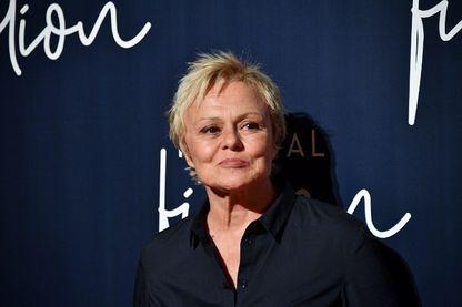Muriel Robin, actrice française et humoriste de one woman shows
