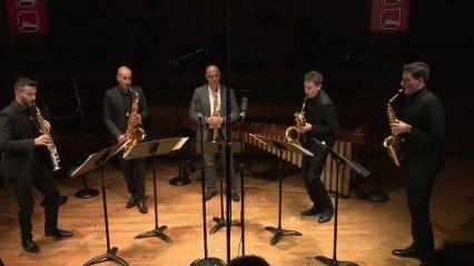 Michat : The Dark Side (Quatuor Zahir, Jean-Charles Richard)