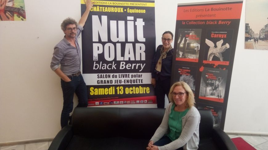 Les organisateurs de la nuit du polar vous préparent encore de belles surprises.
