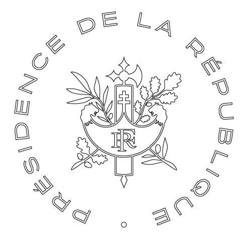 Le logo est d'ores et déjà visible (en petit), sur le site des Journées du patrimoine de l'Élysée.