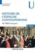 Histoire de l'Espagne contemporaine de 1808 à nos jours