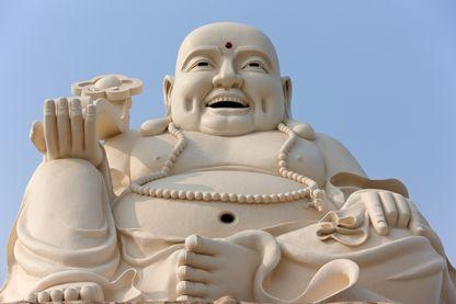 Statue du Grand Bouddha au Ba Ria Vung Tau, Province, Vietnam