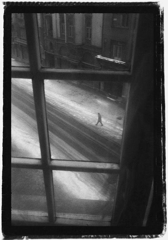 Gérard rondeau, Le silence et rien alentours, Sarajevo, 1994
