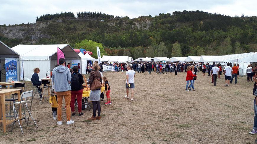 Le Grand Déj a réuni ce dimanche 22 septembre plus de 240 associations autour du Lac Kir à Dijon