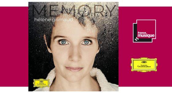 Hélène Grimaud - Memory chez Deutsche Grammophon