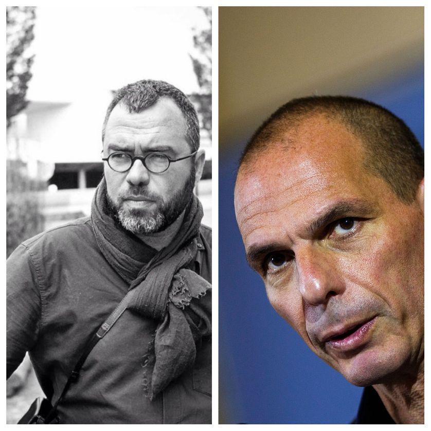 Olivier Darné // Yanis Varoufakis - Carsten Koall
