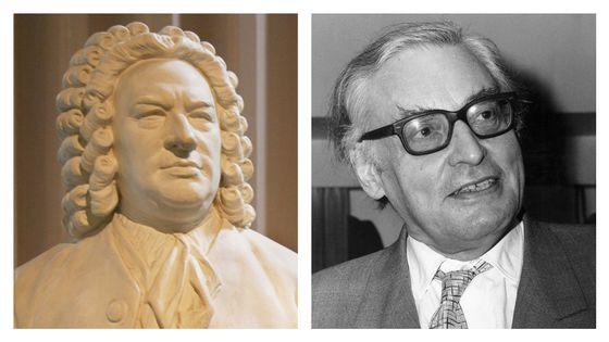 Bach et Raymond Queneau