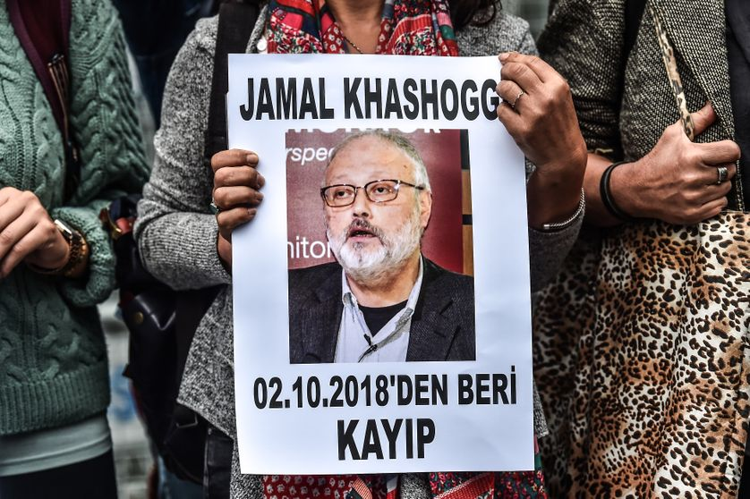 L\'ultime tribune de Jamal Khashoggi, un plaidoyer pour la liberté d ...