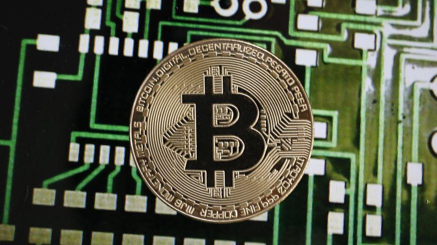 Le Bitcoin est une crypto-monnaie en vogue sur internet