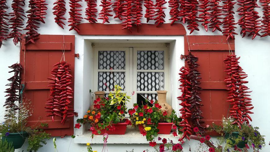 La traditionnelle fête du piment s'est tenue comme à son habitude le dernier week-end d'octobre à Espelette