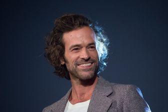 Romain Duris au Festival du film francophone de Namur, septembre 2018