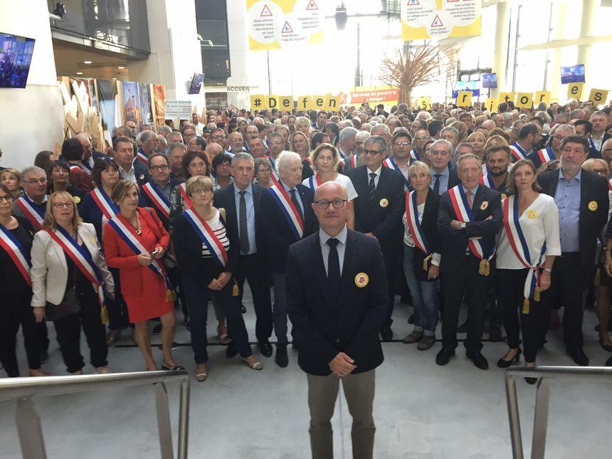 Jean-Luc Gleyze, président du conseil départemental de Gironde, qui a lancé cet appel au rassemblement a reçu le soutien de centaines de maires, députés et sénateurs