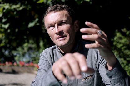 Sylvain Tesson, voyageur, écrivain, spécialisé dans la littérature de voyage